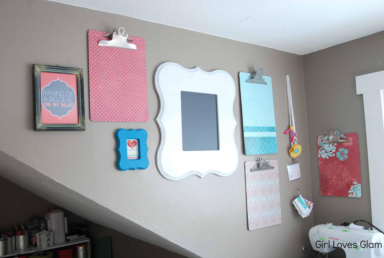 My Home Office Organization Ideas Girl Loves Glam