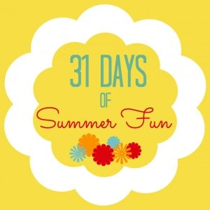 31 Days of Summer Fun series on www.girllovesglam.com #activity #fashion #summer