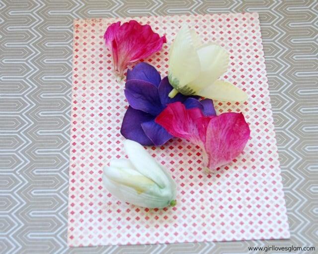 Flower Petal Artwork How To