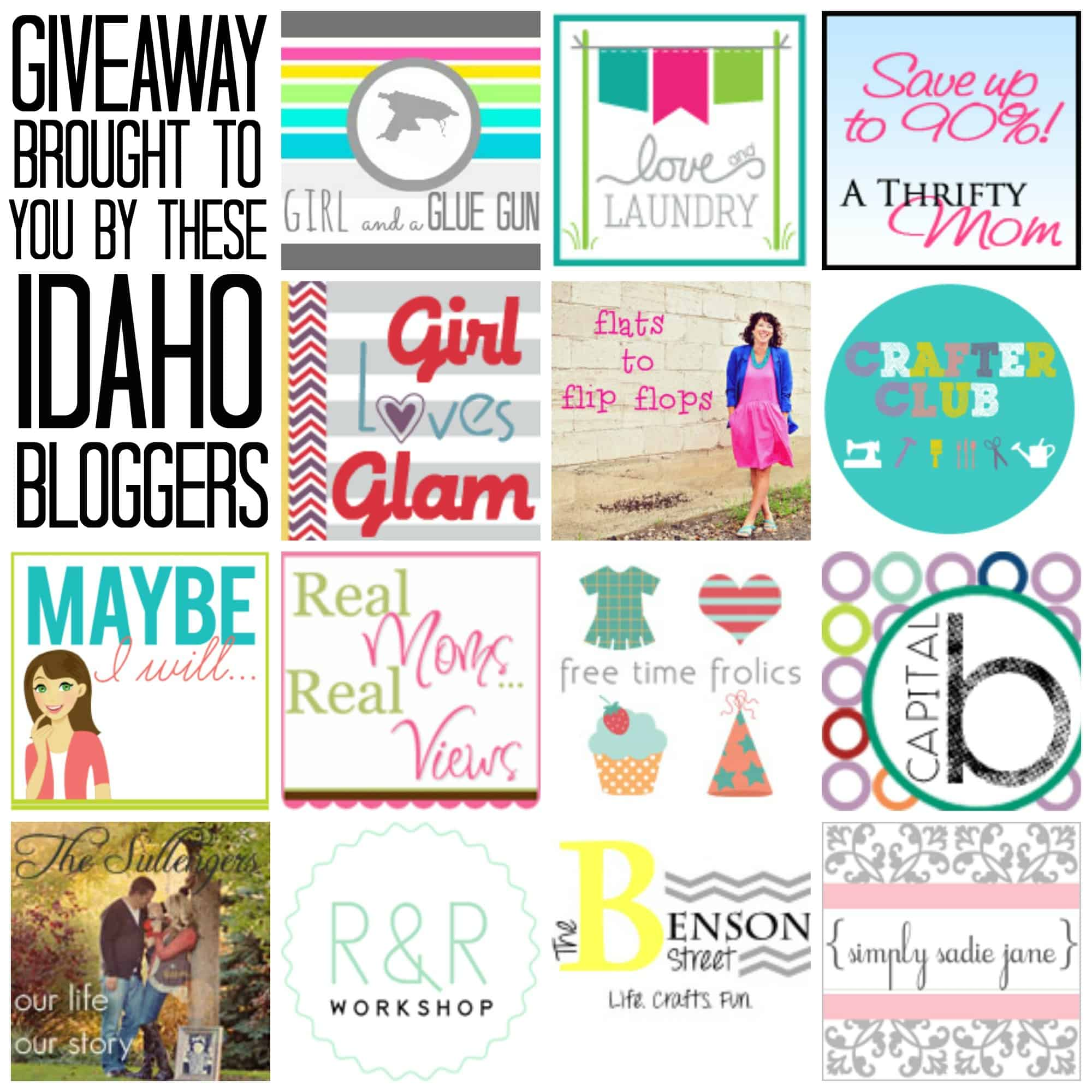 Idaho Bloggers Giveaway The Sullengers