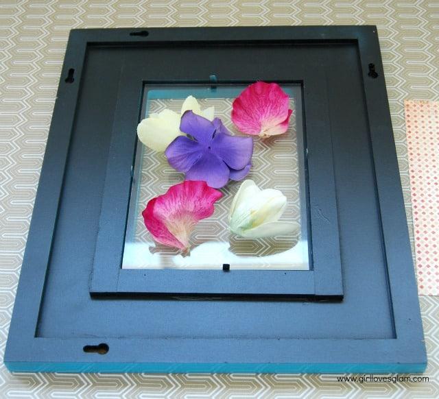 Pressed Flower Art Craft
