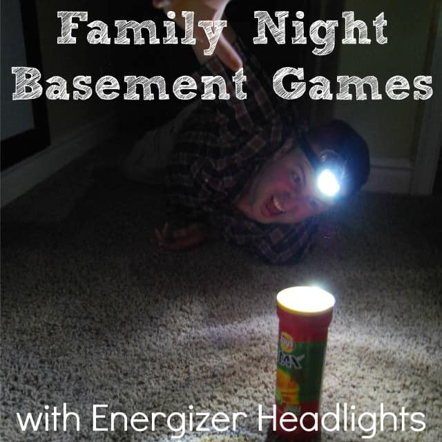 Family Night Basement Games