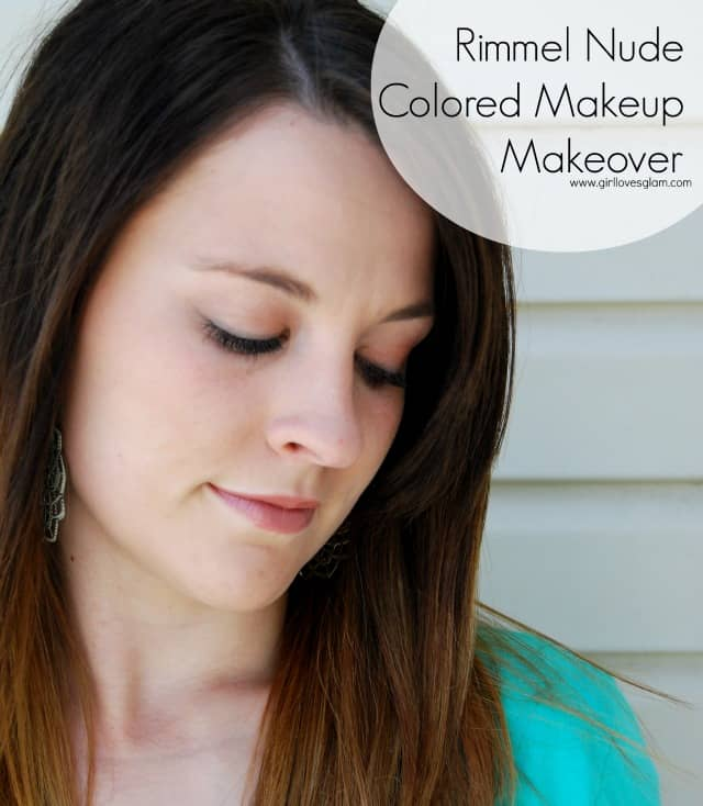 "Rimmel Nude Colored Makeup ""make under"" for the summer"