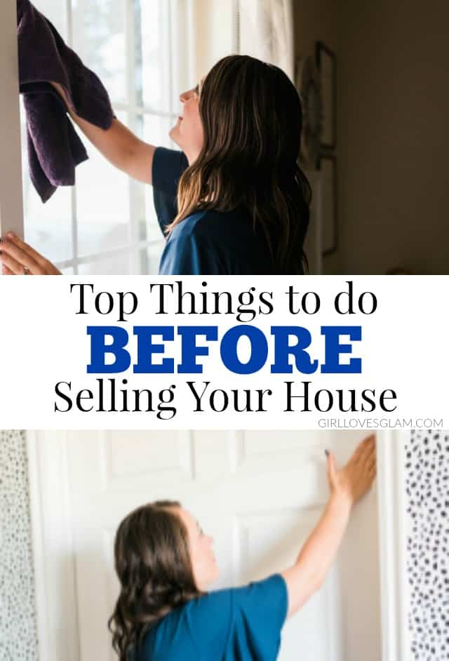 Top Things to do Before Selling Your House