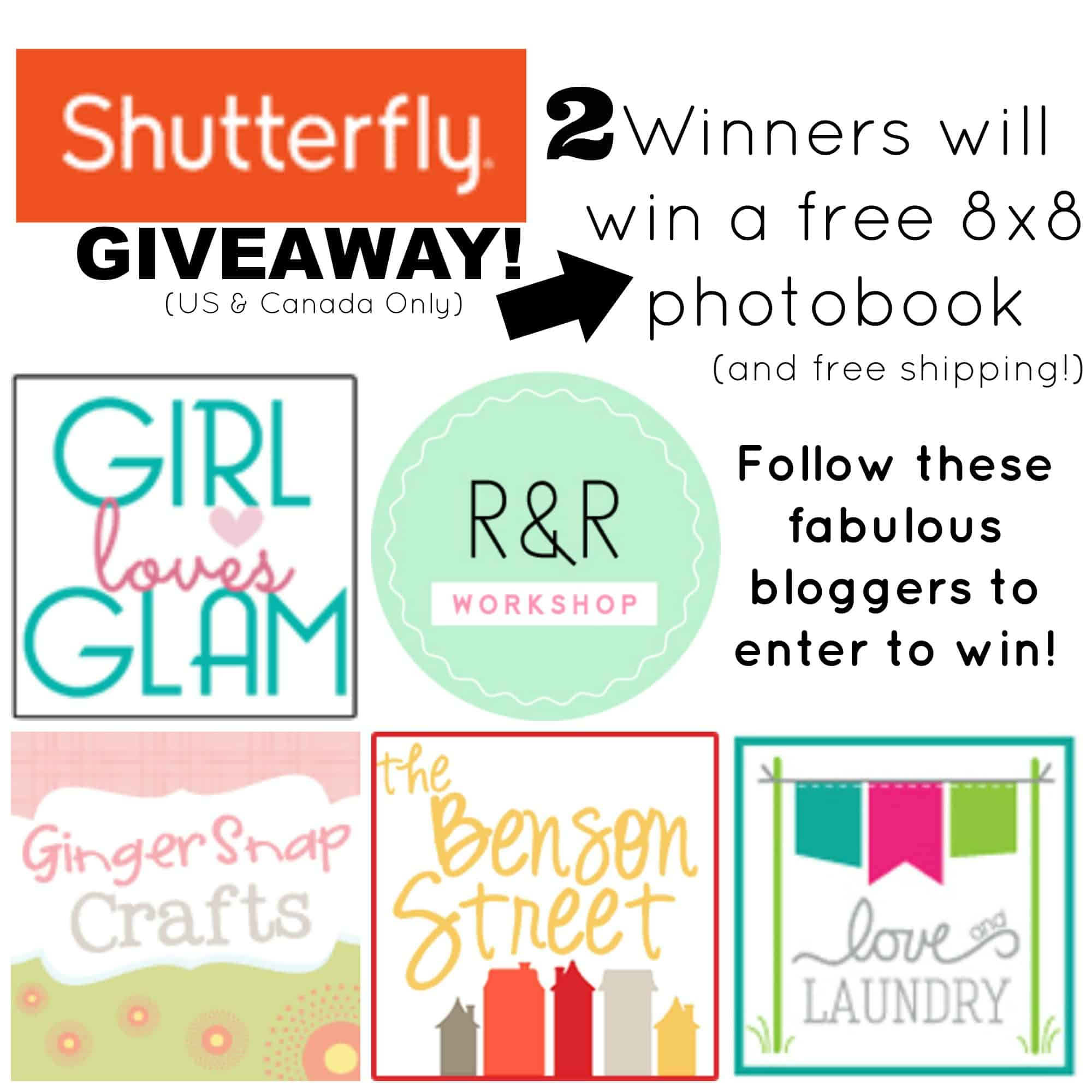 Shutterfly Giveaway! - Girl Loves Glam