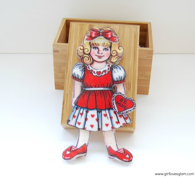 Ikea Felt Dress Up Doll Quiet Game