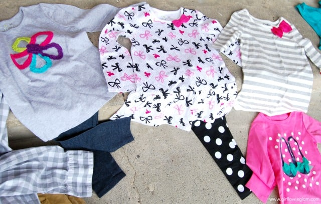 Kohls toddler and little girl clothes