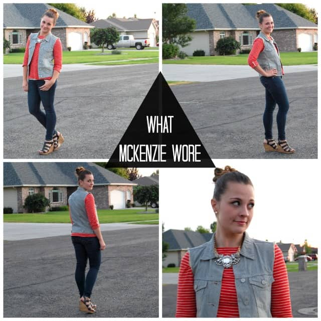 What McKenzie Wore Episode 7