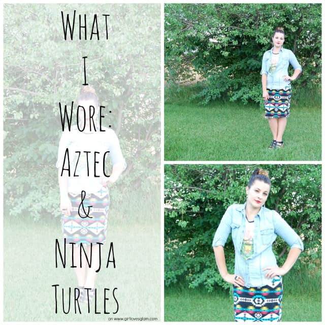 Aztec and Ninja Turtles