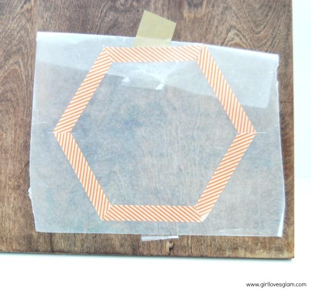 Hexagon Pumpkin