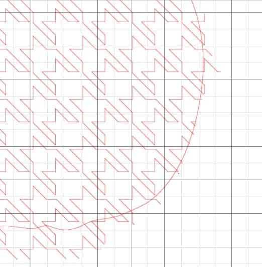Silhouette Studio Eraser tool