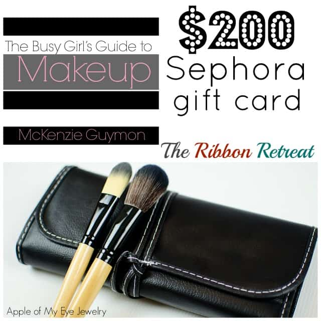 The Busy Girl's Guide to Makeup Giveaway