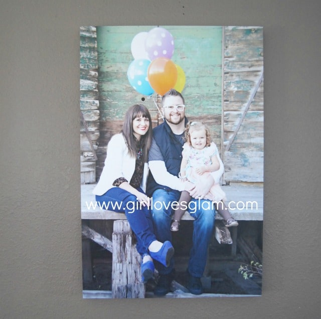 Canvas from Photo Affections