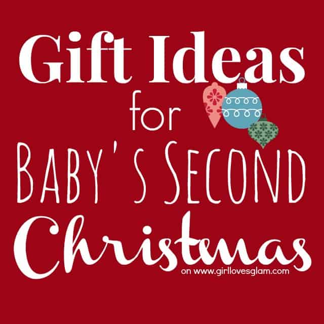 Baby Gift Ideas For Second Child : Gift ideas for baby s second christmas girl loves glam