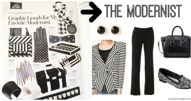 The Modernist Look
