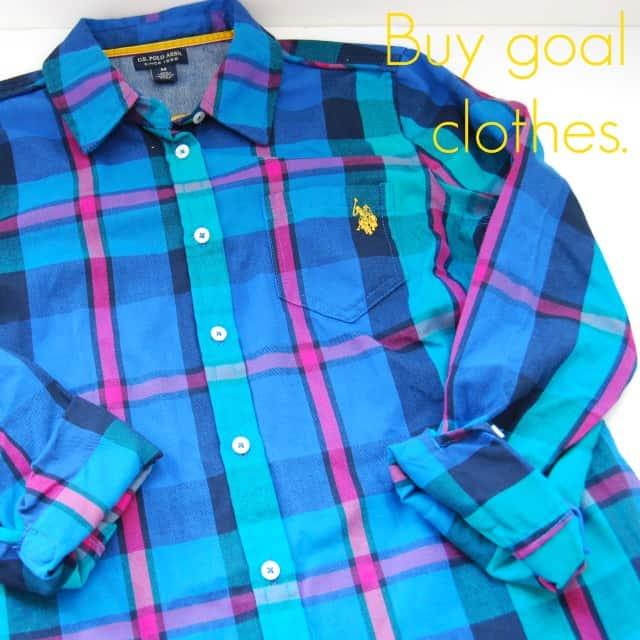 Buy goal clothes #shop