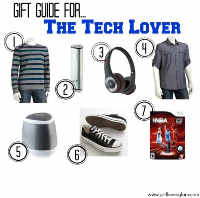 Gift Guide for The Tech Lover