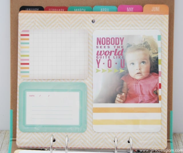 Simple DIY Calendar kit