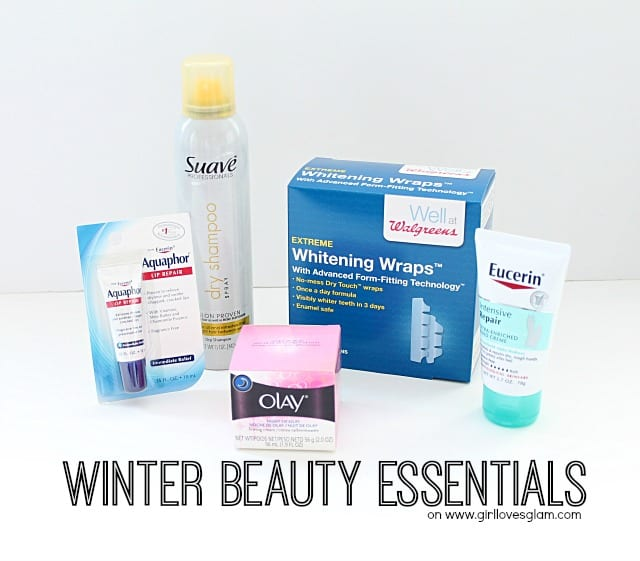 My Winter Beauty Essentials #shop