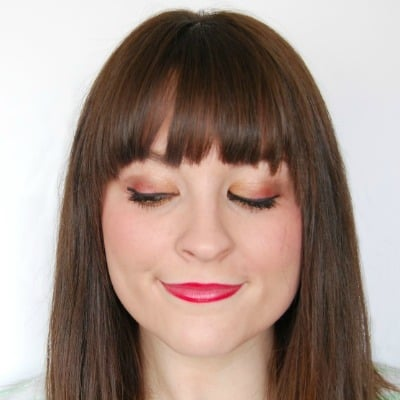 Holiday Party Makeup Look style gawker