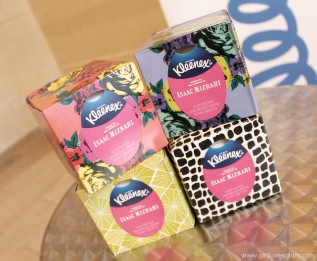 Isaac Mizrahi Kleenex Designs