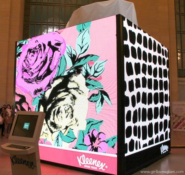 Kleenex Isaac Mizrahi Design Reveal