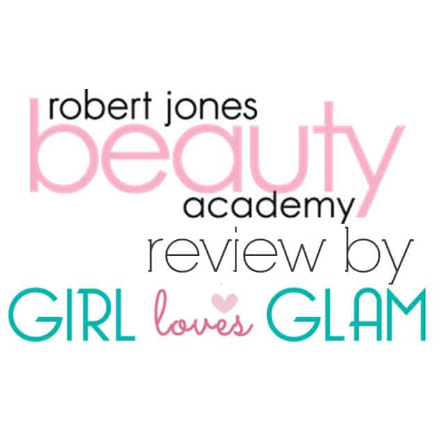 Robert Jones Beauty Academy Review copy