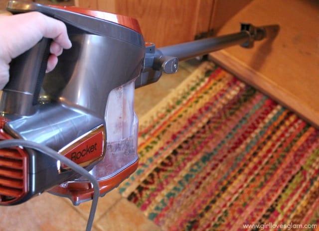 Shark Rocket Vacuum Review