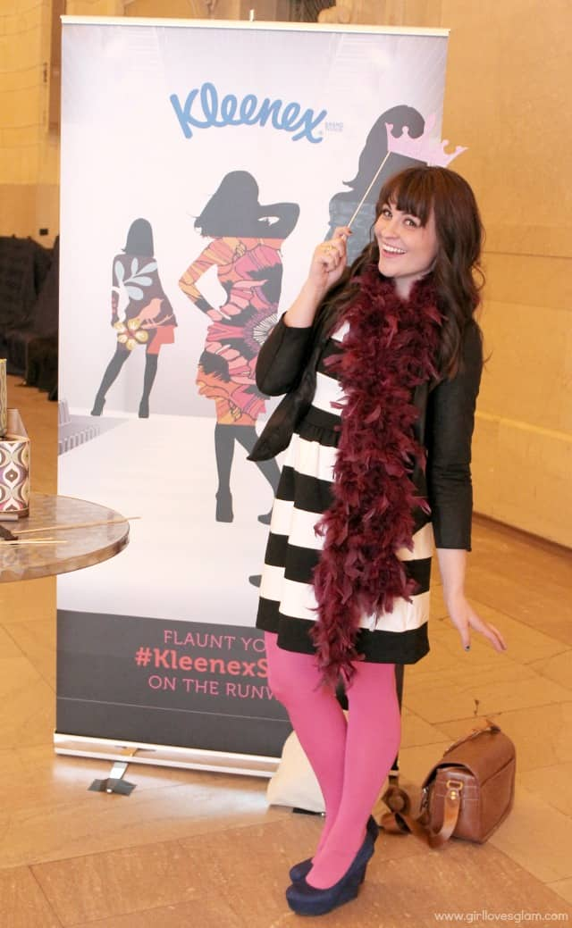 What I Wore to the Kleenex event