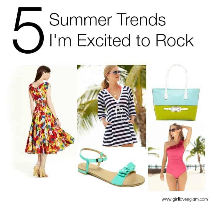 5 Summer Trends 2014