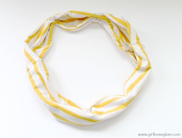 cheap infinity scarf tutorial