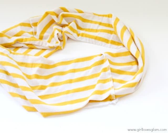 infinity scarf diy