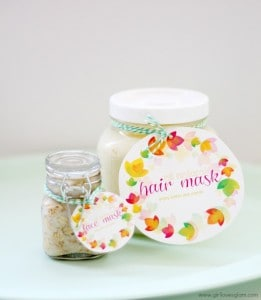 All Natural Hair Mask and Face Mask Recipes on www.girllovesglam.com