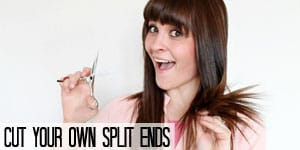 Cut Your Own Split Ends