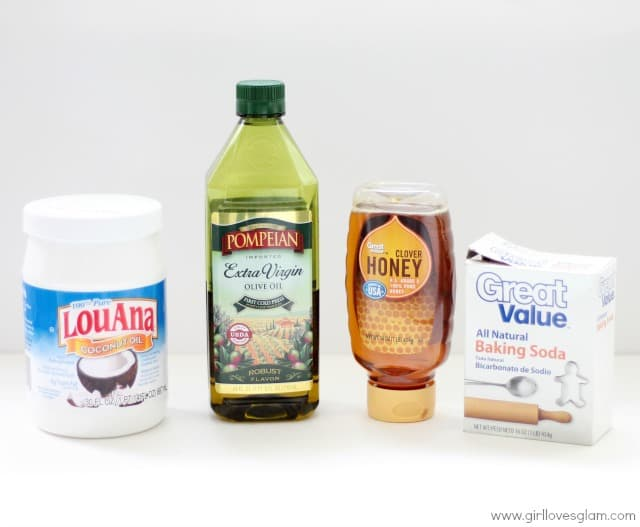 DIY homemade hair mask ingredients