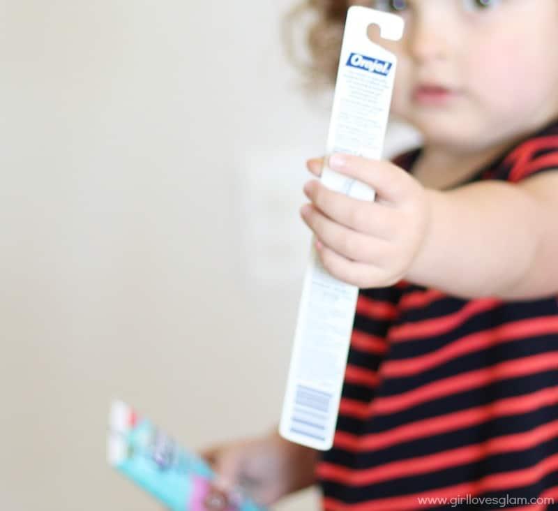 Orajel Toddler Dental Care