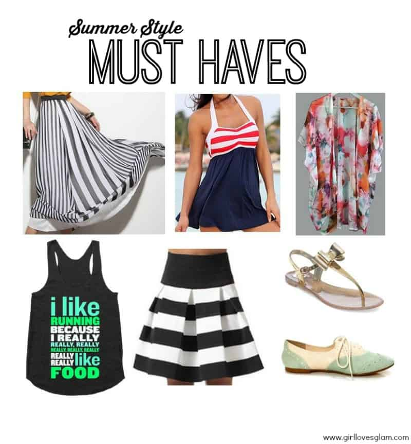 Summer Style Must Haves