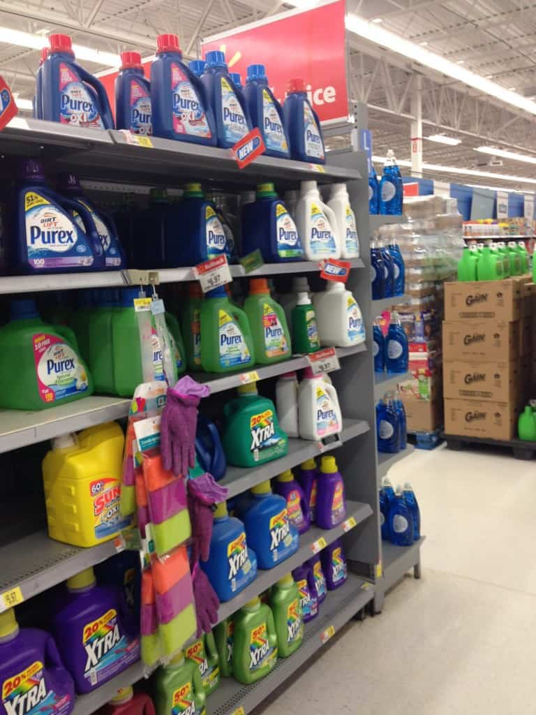 Purex No Sort Laundry Detergent at Walmart