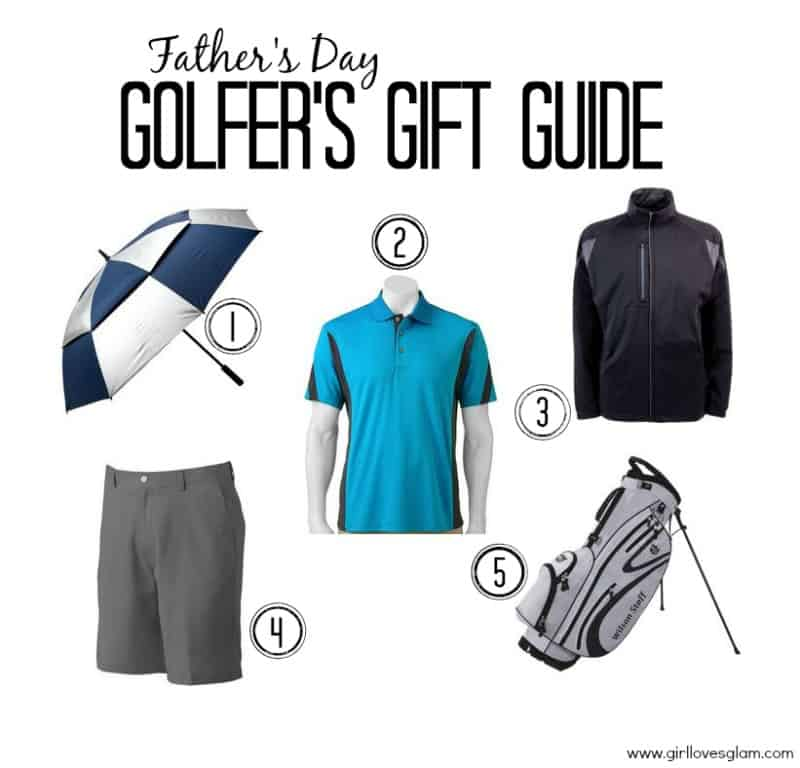 Kohl's Father's Day Golfer's Gift Guide