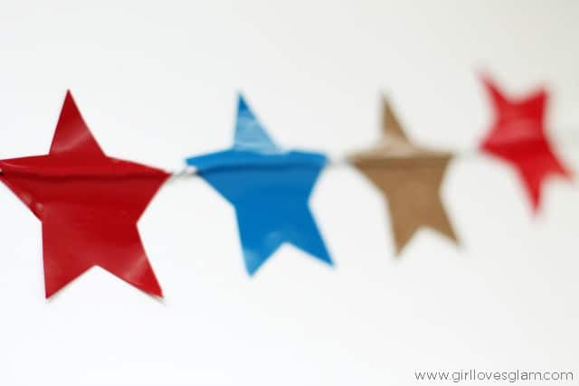 Patriotic Necklace Tutorial