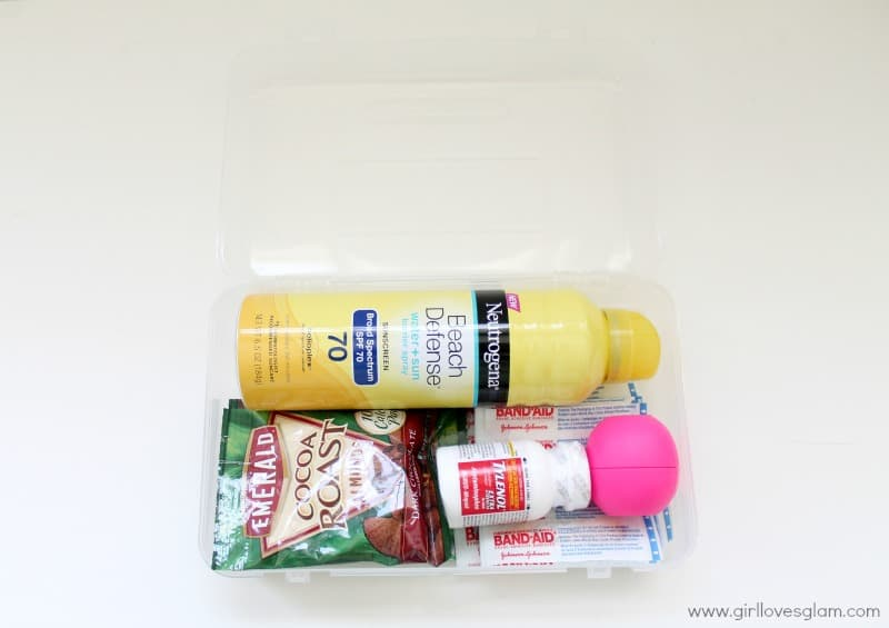 Summer Survival Kit #ad