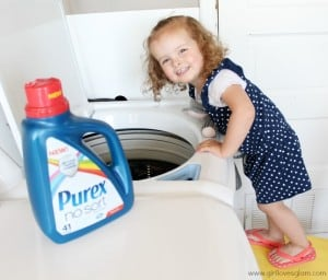 Teaching Toddlers to do chores