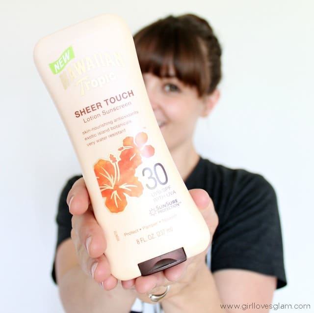 Easy DIY tinted moisturizer using sunscreen and foundation on www.girllovesglam.com #WalgreensBeauty #shop