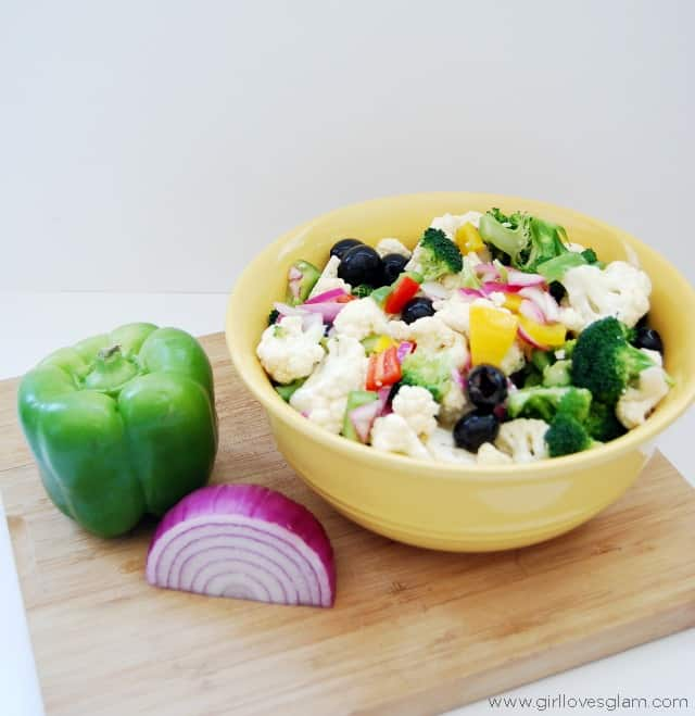 Spicy Summer Salad Recipe