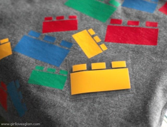 How to make a Lego shirt