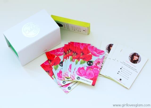 Pretty Business Card Design