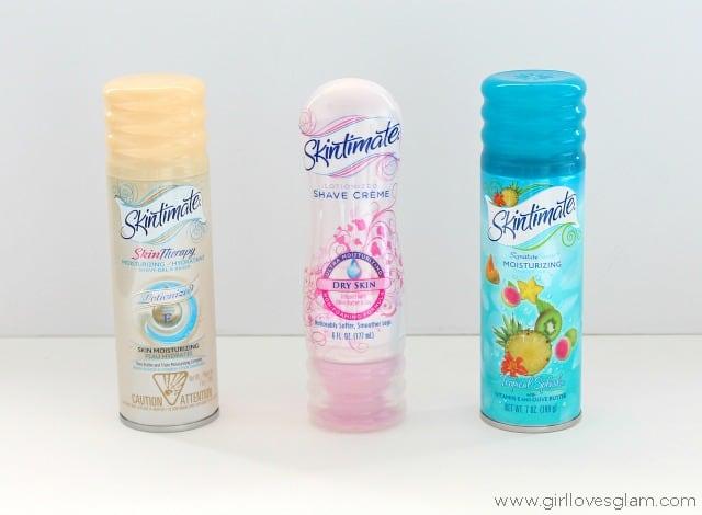 Skintimate Shaving products #SkintimateStars