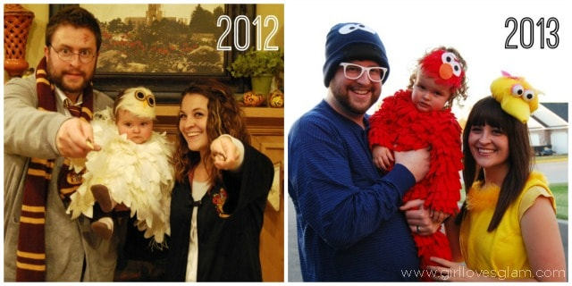 Family Themed Halloween Costumes by www.girllovesglam.com