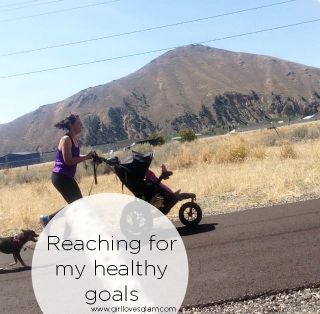 Reaching for Healthy Goals