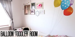 Balloon Toddler Room
